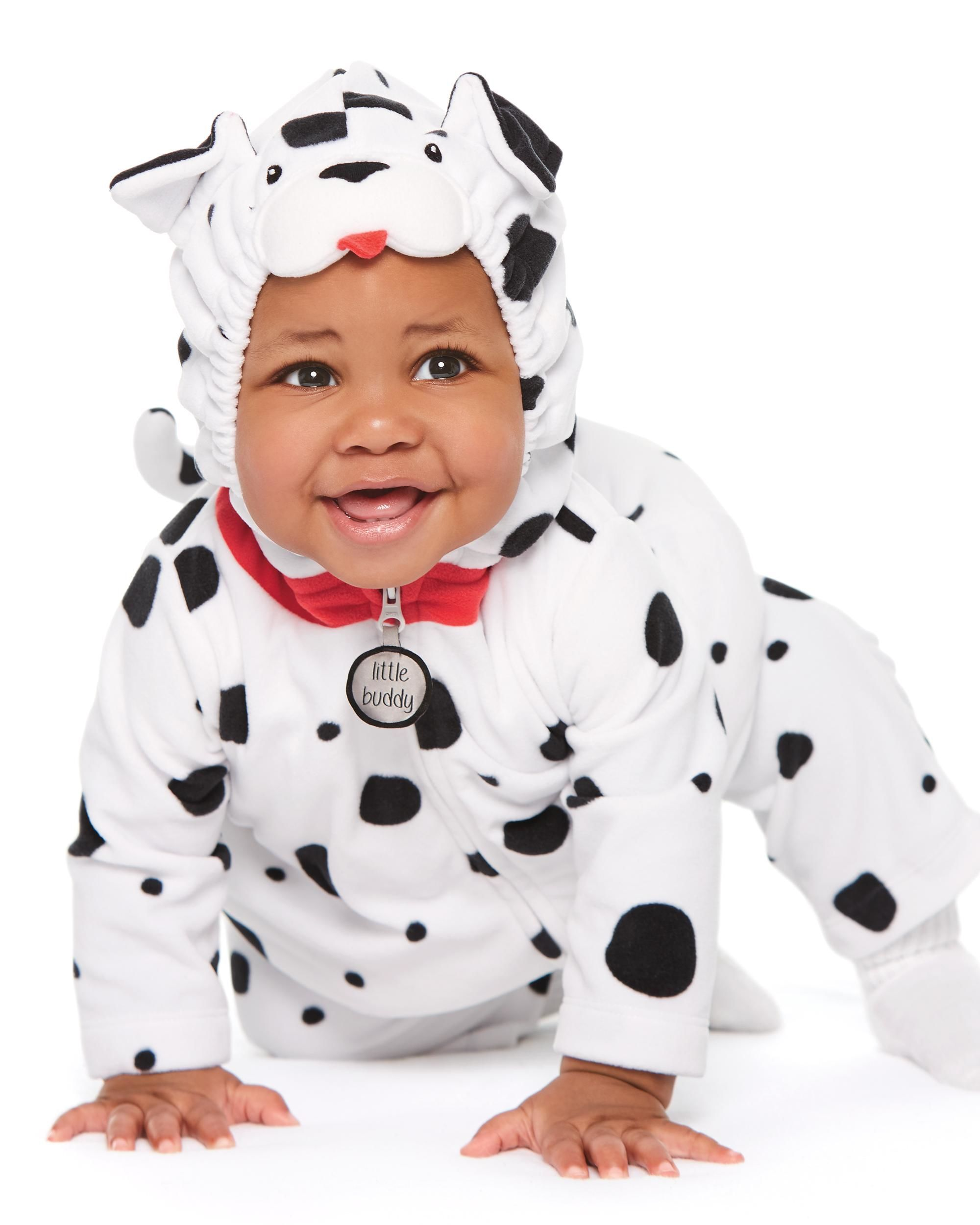 Little Dalmatian Halloween Costume  sc 1 st  Pinterest & Little Dalmatian Halloween Costume | Halloween costumes