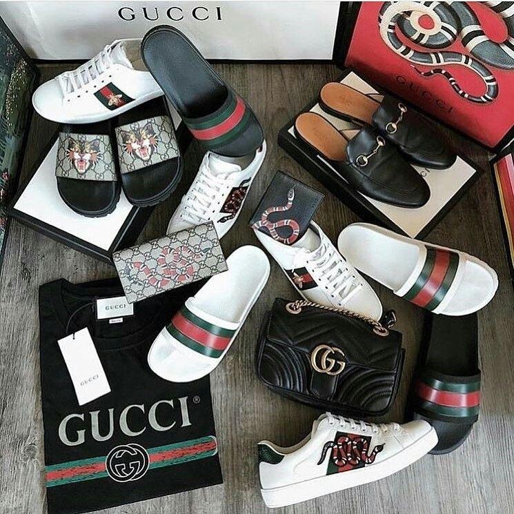 Kicks image by BabeyAsian in 2020 Gucci, Gucci fashion
