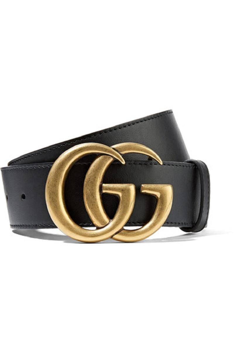 e60ef91e858 Gucci GG Logo Belt size 90. Free shipping and guaranteed authenticity on Gucci  GG Logo