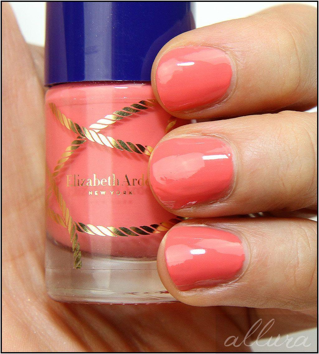 Elizabeth Arden Summer Escape Beautiful Color High Gloss Nail ...