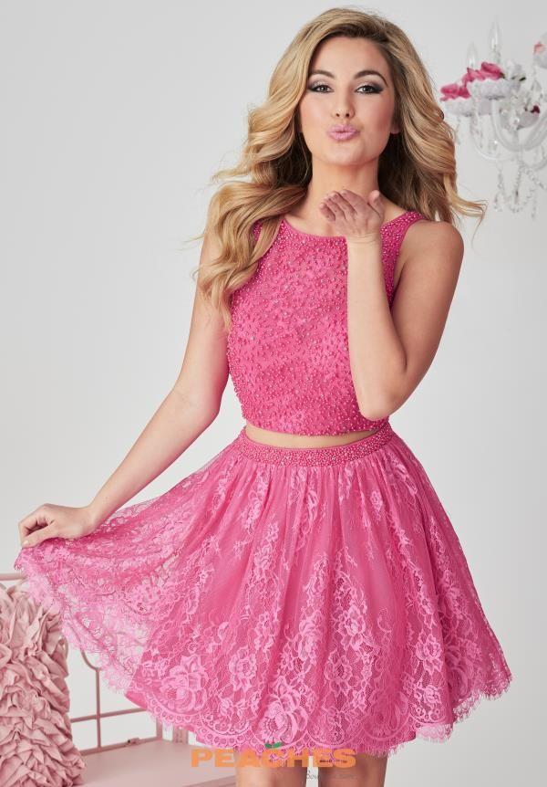 Corta una línea Hannah S vestido 27120   Faldas Elegantes   Pinterest