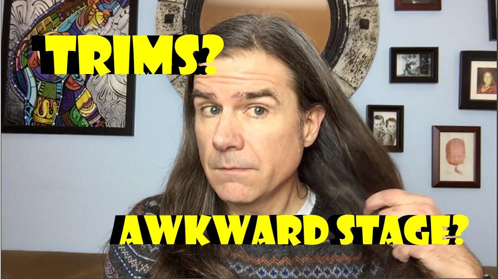 Men S Long Hair Haircuts While Growing The Awkward Stage Faqs Long Hair Styles Men Growing Long Hair Men Growing Out Hair