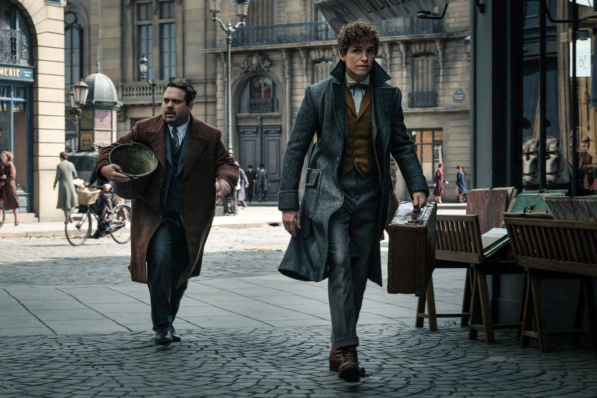 Interview With The Fantastic Beasts The Crimes Of Grindelwald