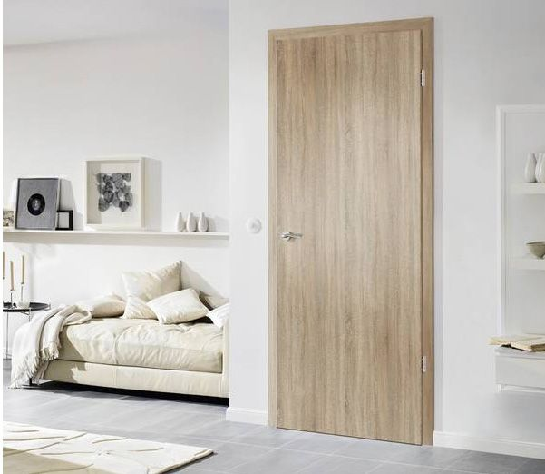 Oak Internal Doors -Oak Authentic Foil Rebated tube core door with a laminate Oak & Oak Internal Doors -Oak Authentic Foil Rebated: tube core door ...