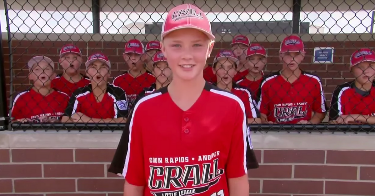 Maddy Freking The First Llws Girl In 5 Years Is The Real Deal Little League Female Friends Minnesota Twins
