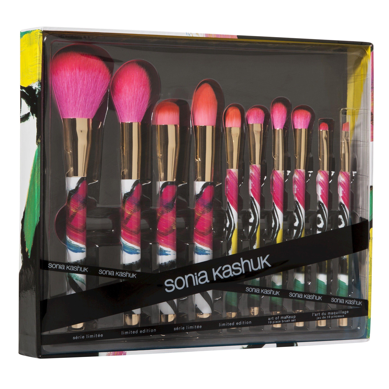 Sonia Kashuk Limited Edition Brush Set Target Sonia