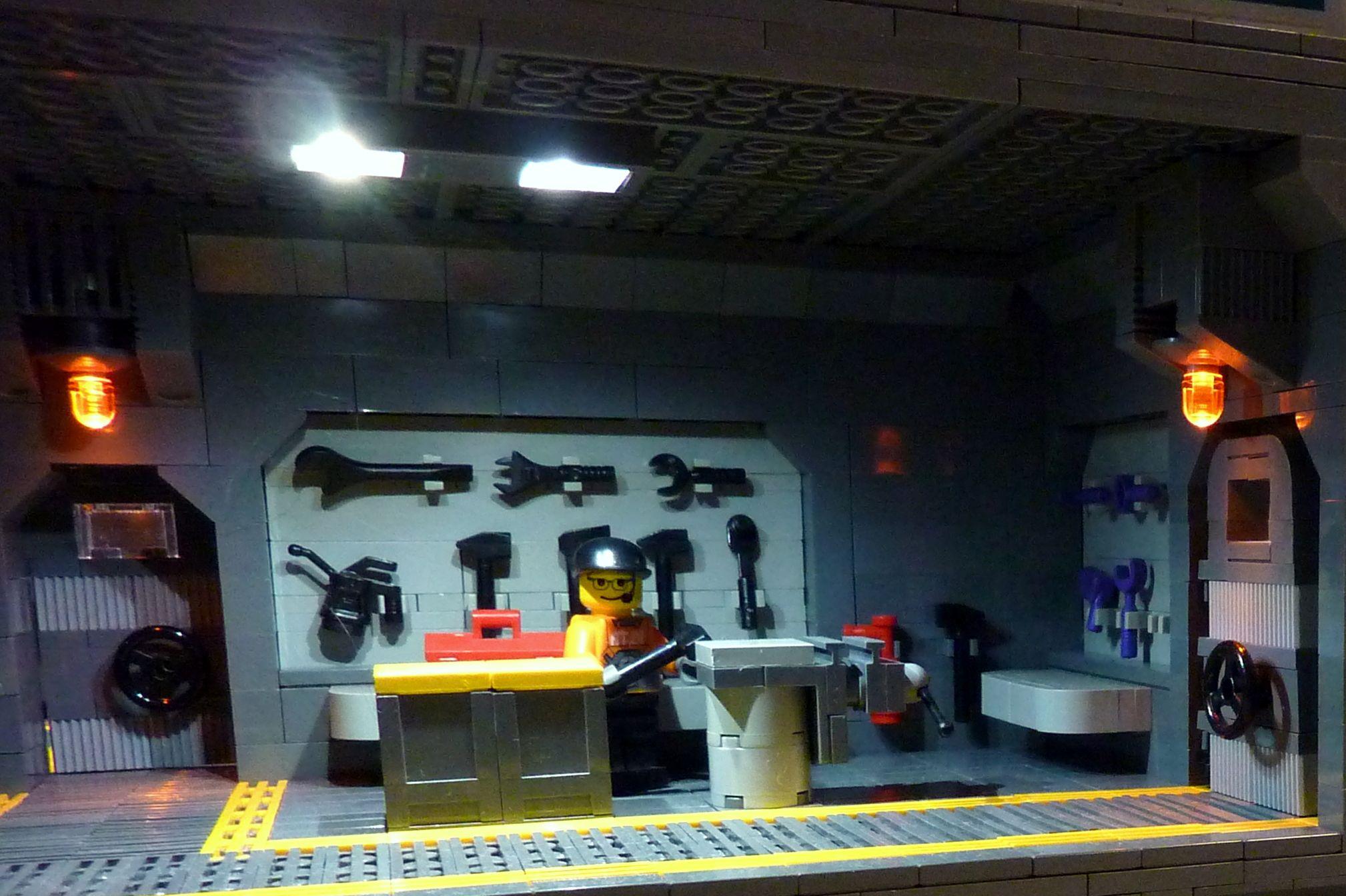 Pin Von Stone Art Jorg Kempe Auf Industrie 4 0 Lego Lego Ideen Lego Militar