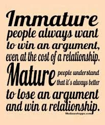 Lesson In Progress Save Your Relationship And Swallow Your Pride