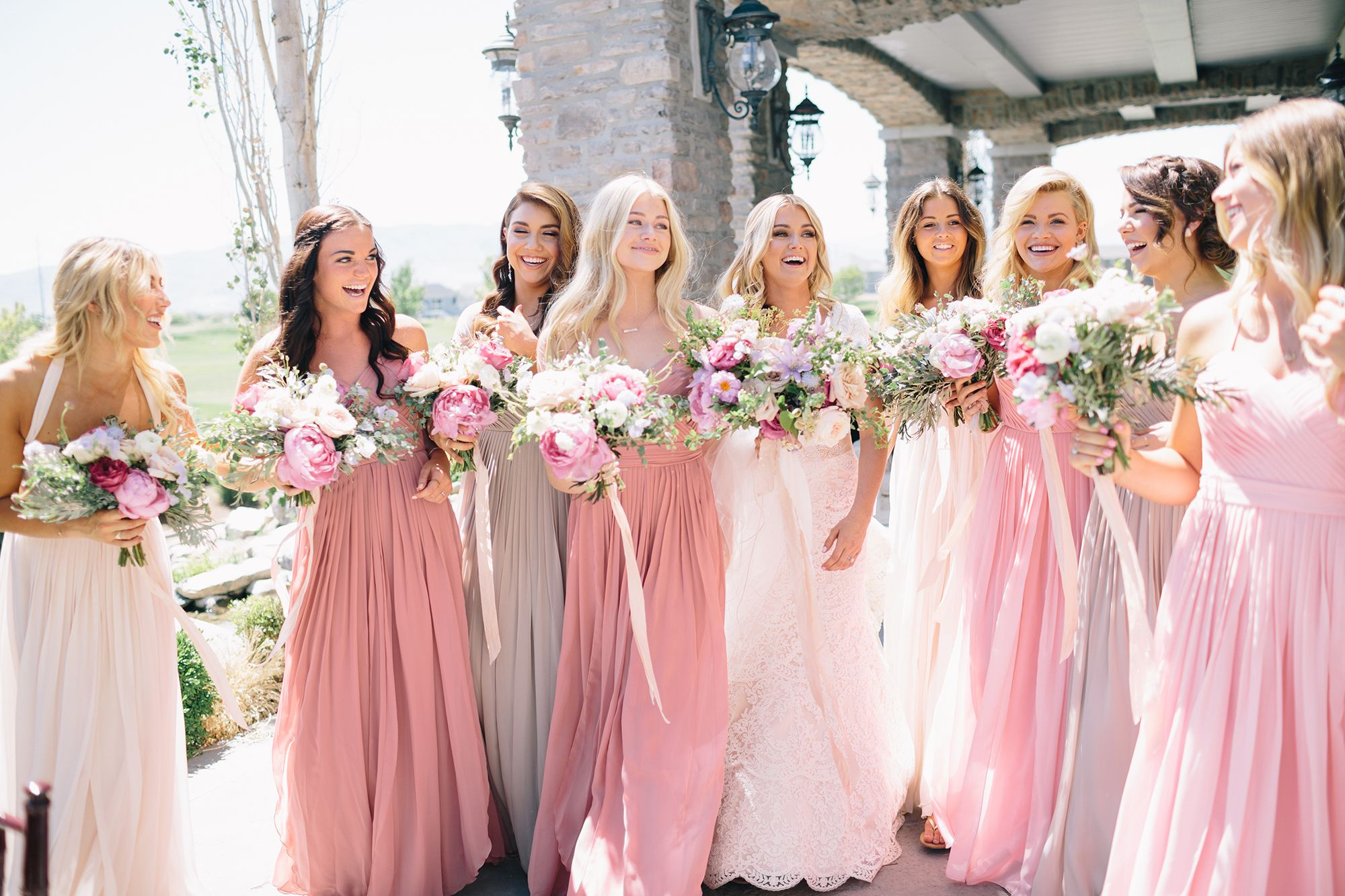 Lindsay Arnold Wedding | Dancing With the Stars | Bridal Party ...