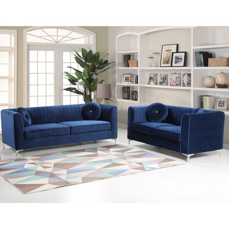 Engel 2 Piece Living Room Set Best Master Furniture Furniture
