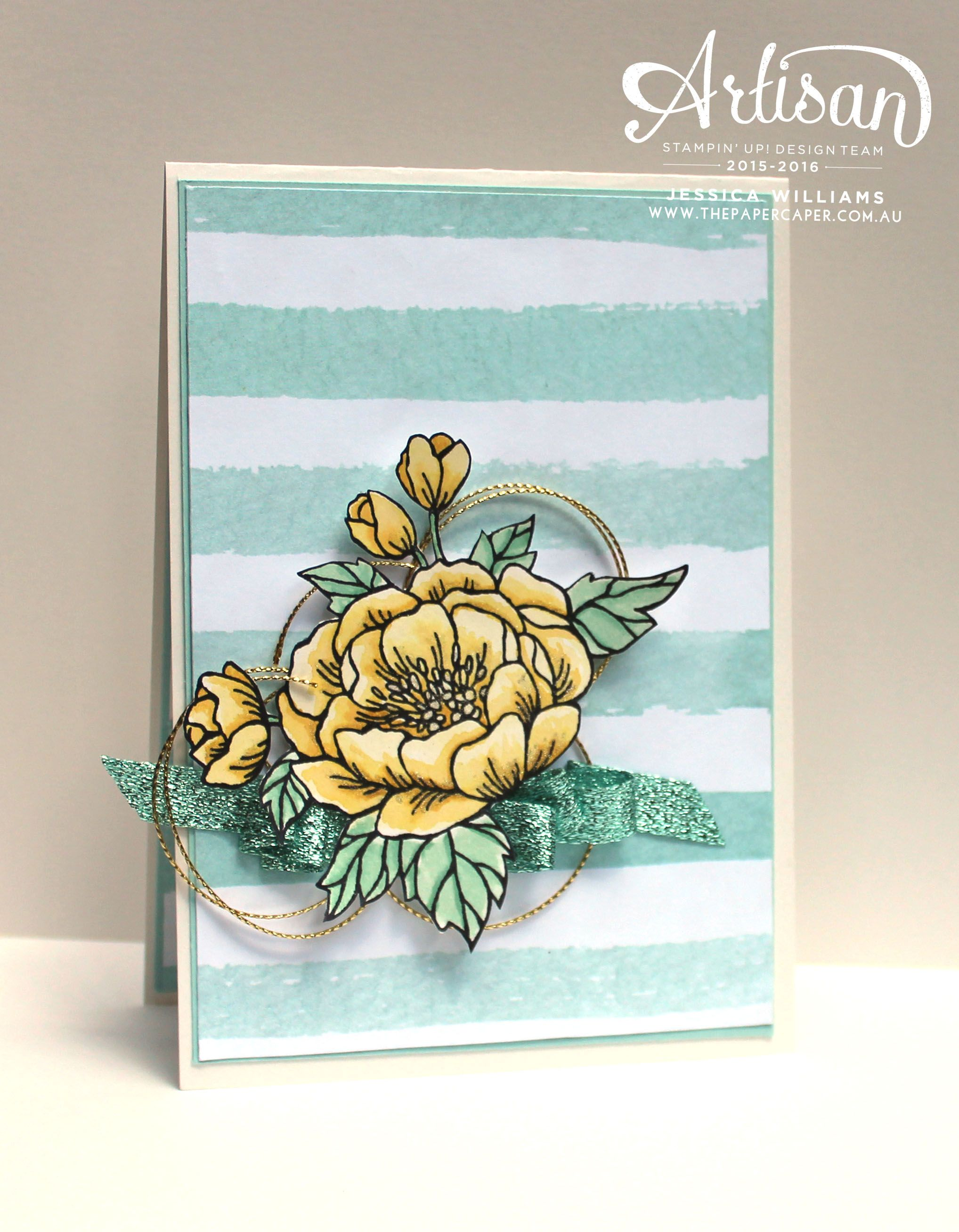 Beautiful Birthday Blooms Honey Watercolor And Catalog