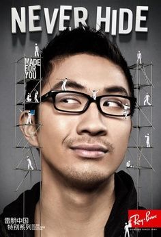 Ray Ban AD #commercial ads #funny commercial ads #interesting ads  http://funnycommercialadsphotos.blogspot.com