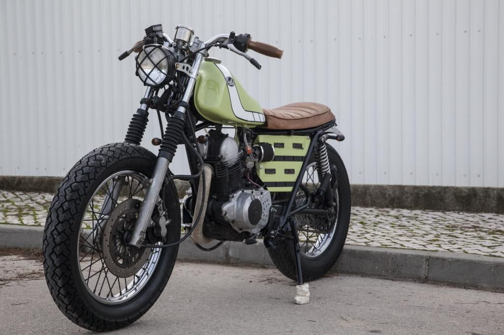 yamaha sr 125 lab 12 by lab motorcycles yamaha sr250 special pinterest scrambler. Black Bedroom Furniture Sets. Home Design Ideas