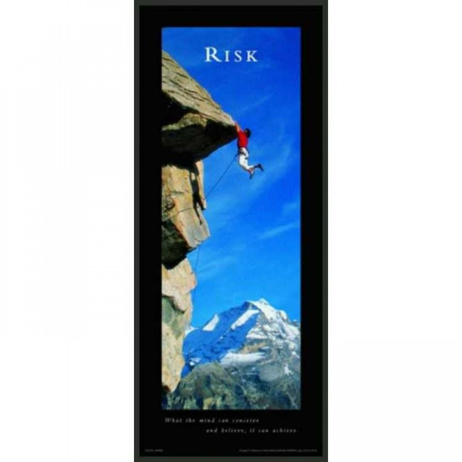 Frames by mail motivational framed risk print 36 x 12 frames by mail motivational framed risk print 36 x 12 f100854 jeuxipadfo Image collections