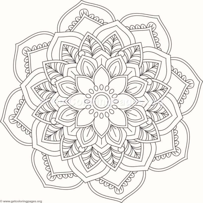 Pin von Robin\'s Nest Creative Designs LLC auf Mandalas | Pinterest ...