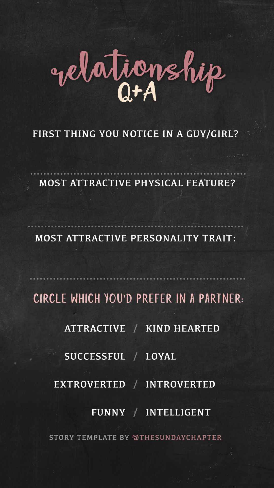 Relationship Instagram story template | templates | Pinterest ...