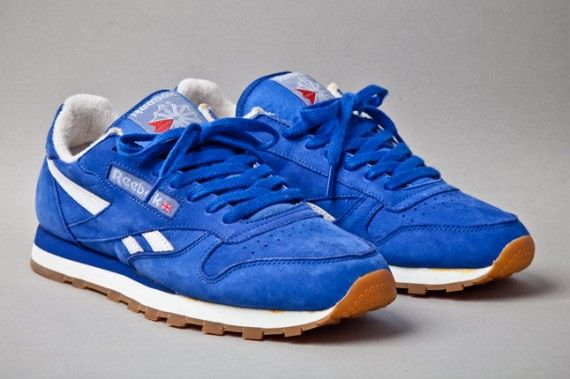 Reebok Classic Leather Vintage Suede