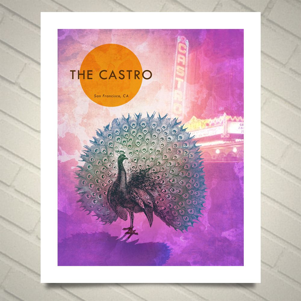 The Castro |  wouldn't these make amazing table numbers