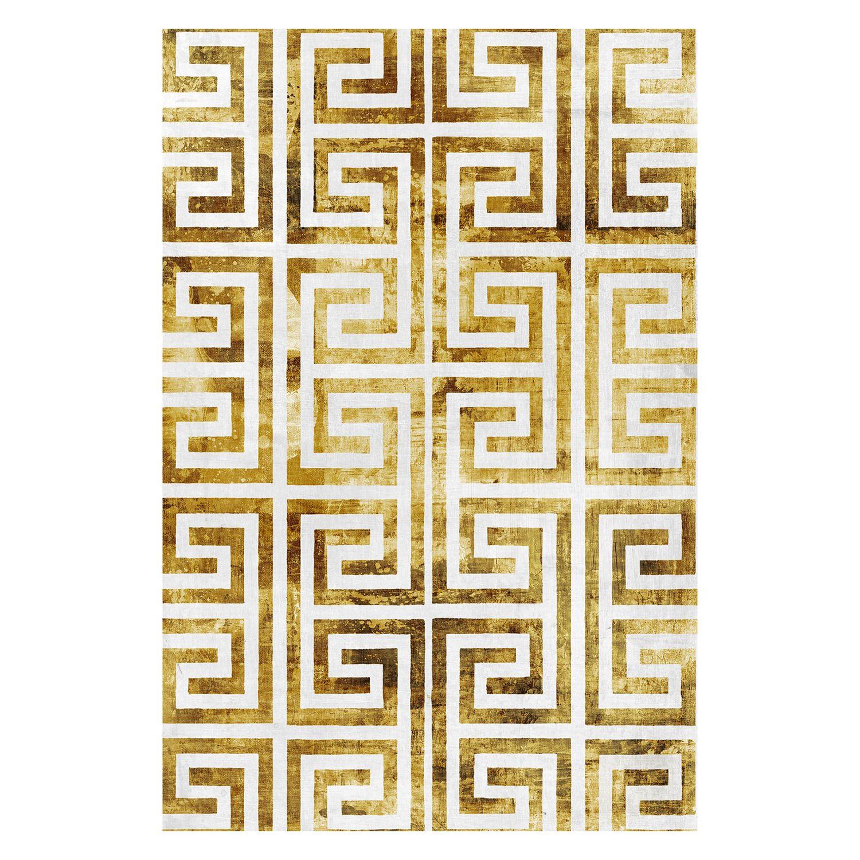 Pattern Form III Canvas Wall Art #zincdoor | zincdoor | Pinterest ...