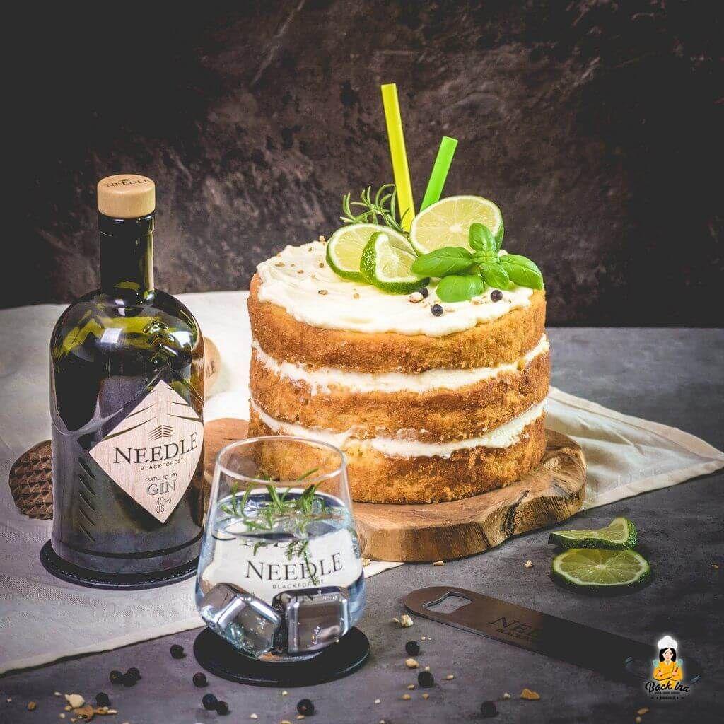 Gin Tonic Torte Die Besondere Geburtstagstorte Backina Rezept Kuchen Und Torten Rezepte Herzhafte Snacks Lecker