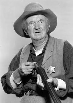 Heretic, Rebel, a Thing to Flout: The Hillbilly Who Wasn't—Walter Brennan.   Walter Brennan, the most honored character actor in Hollywood history and often cast as a hick, cowboy, and/or a toothless codger, was born on July 25, 1894 in Lynn, Massachusetts.  In real life he was anything but a hick—he was a well educated New Englander with a keen business sense. #hollywoodactor