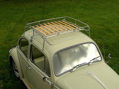 Vw Volkswagen Empi Roof Rack For Vw Bug Ebay Beetles
