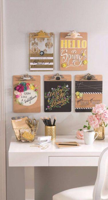 Ideas para decorar cuartos estilo tumblr decoración de habitaciones para adolescentes cuartos minimalistas para mujer letreros con frases bonitas en la pared y esc...