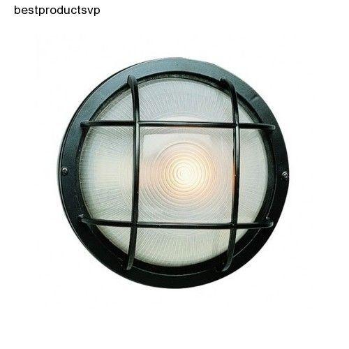ebay flush mount ceiling light black outdoor wall lighting