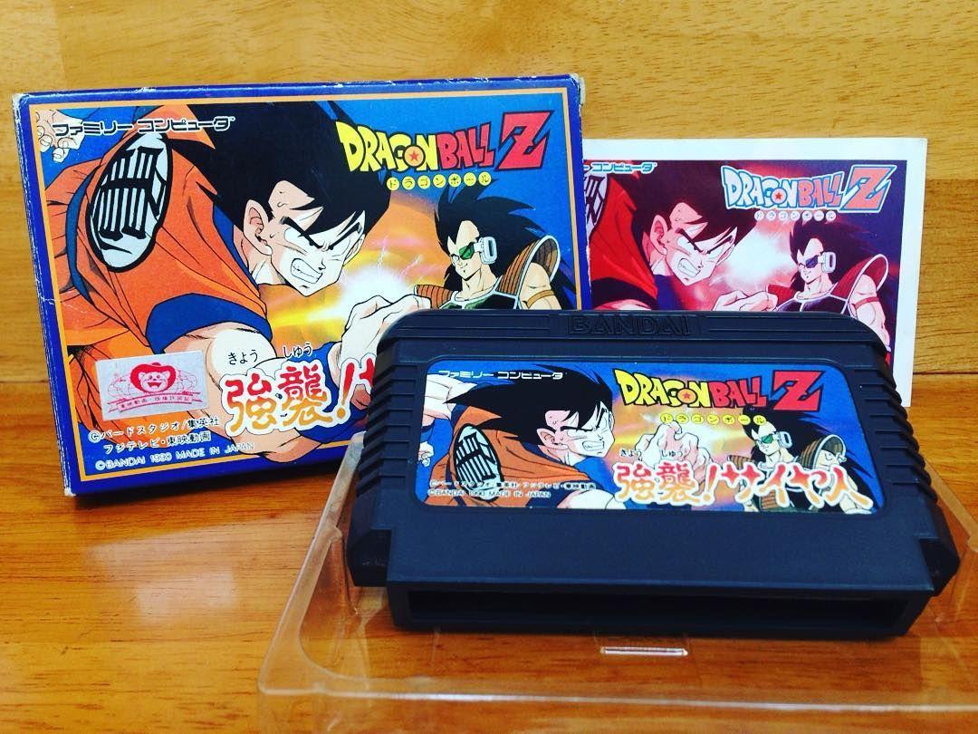 On instagram by 80s.gamer #retrogaming #microhobbit (o) http://ift.tt/1PL9o11 : Dragonball Z 19$ contact me for more photos and shipping ! #famicom #family #familycomputer #fc #nes #retrogames #retrogamer  # retrocollective #nintendo #game #ファミコン #ファミリーコンピュータ#任天堂 #mario #videogames #8bit #gamer #gaming #nostalgia #dragonball #bandai #ドラゴンボール
