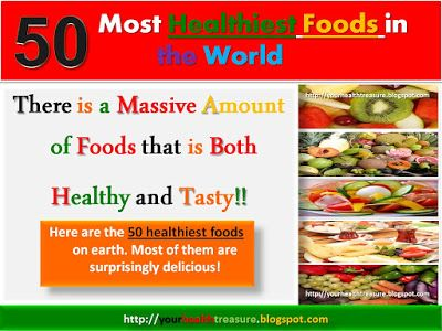 Top 50 Most Healthy Food In The World Health Benefits Good Healthy Recipes Healthy Recipes Food