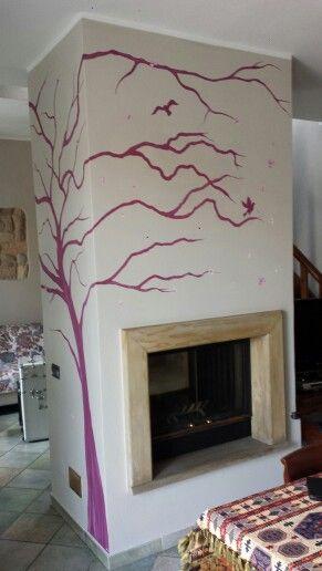 Decorazione pareti , disegni, colori
