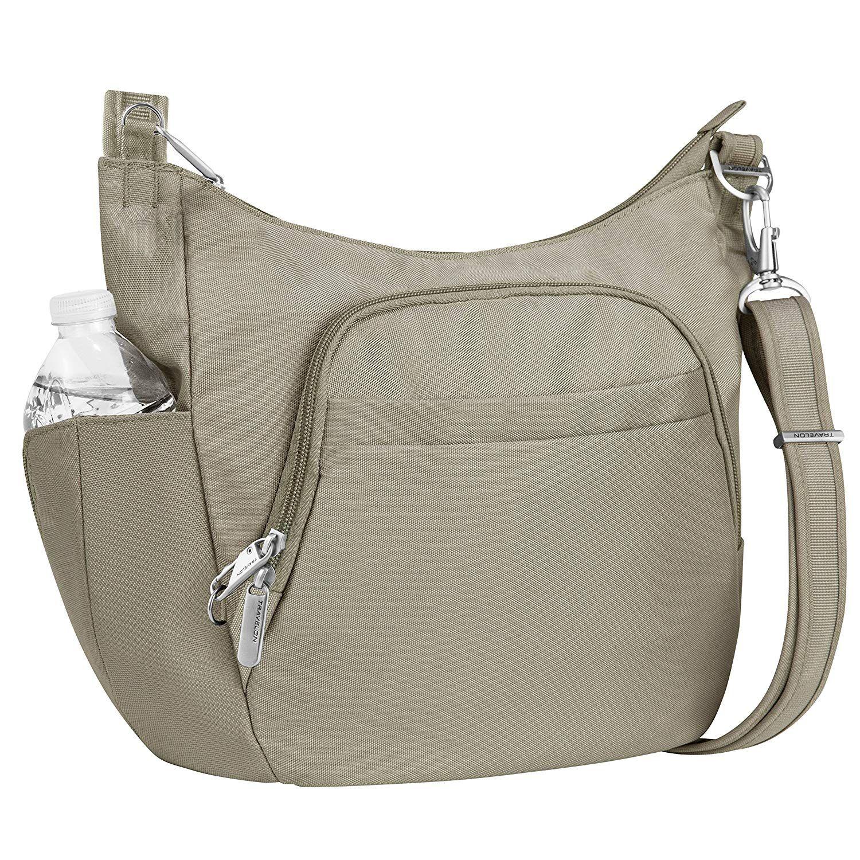 bfb998dfbd5 Hot New Designer Handbag Deals $65.00 Travelon Anti-Theft Cross-Body ...