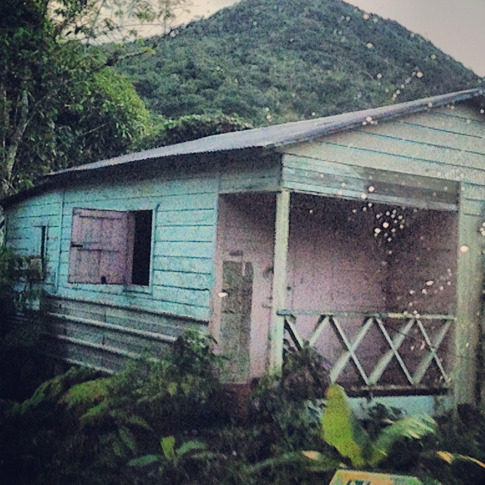 Casa del campo, casa vieja, Adjuntas, recuerdos | Mi Puerto Rico ...