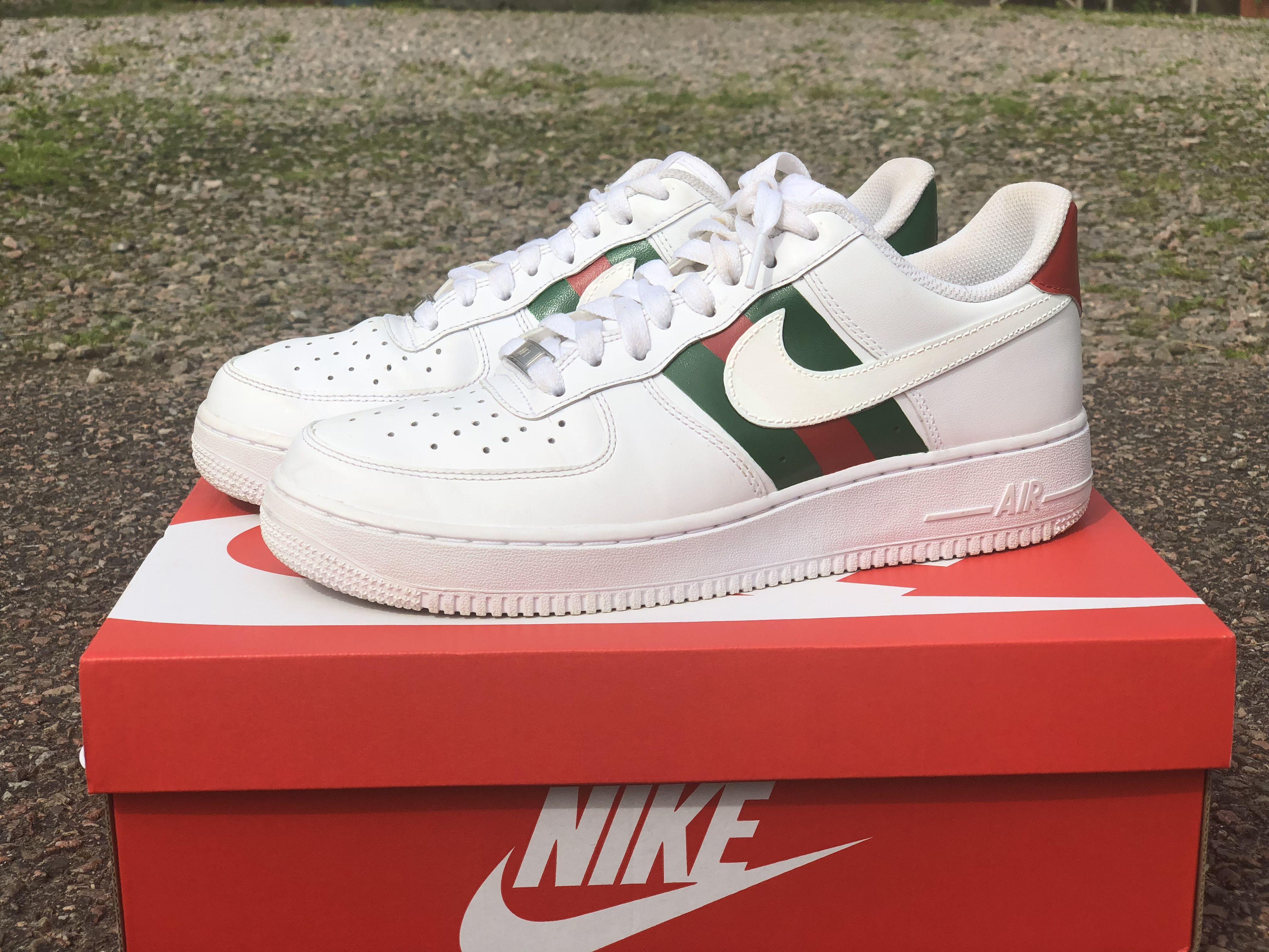 Nike Air Force 1 x Gucci Gucci nike