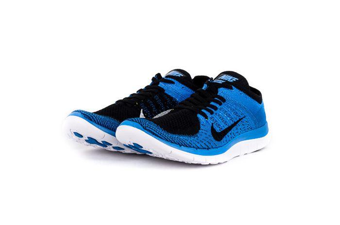 Nike Free Flyknit 4 0 Photo Blue