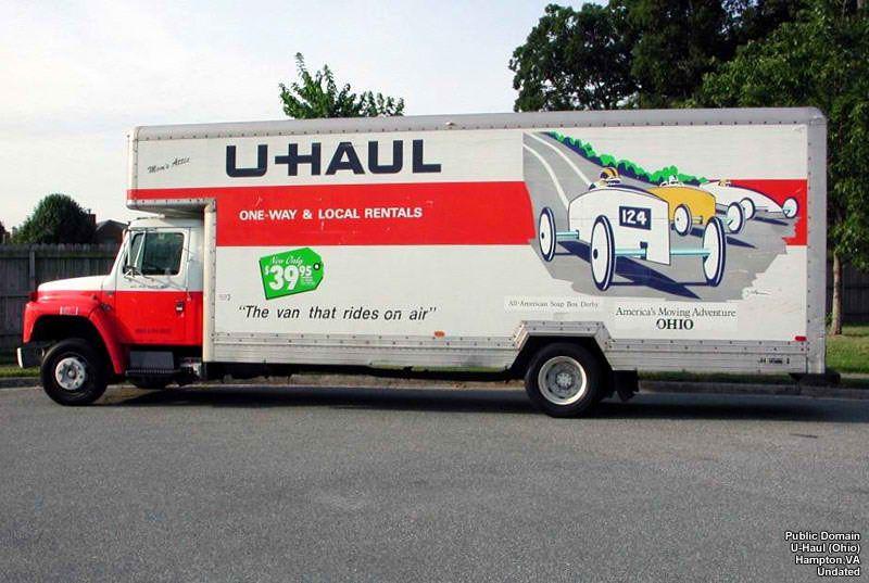 Uhaul near me rental truck
