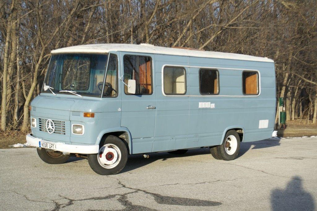 Cars for sale 1967 mercedesbenz o309d l406d mercedes
