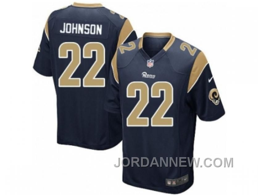 Trumaine Johnson NFL Jersey