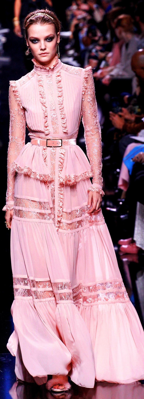 ELIE SAAB RTW Fall 2017   Dazzling Dresses & Gowns   Pinterest ...