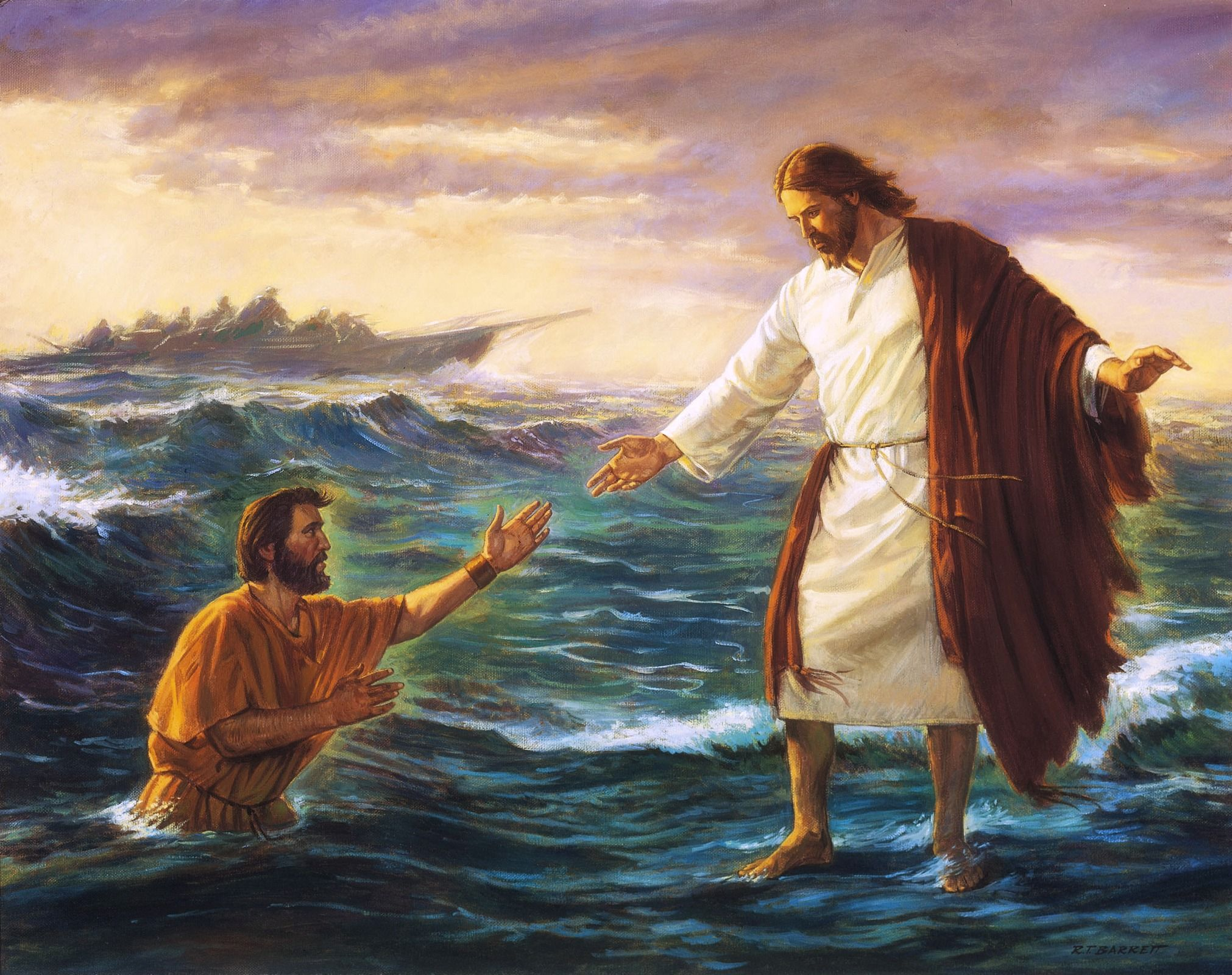 miracles of jesus on one of my all time favorite