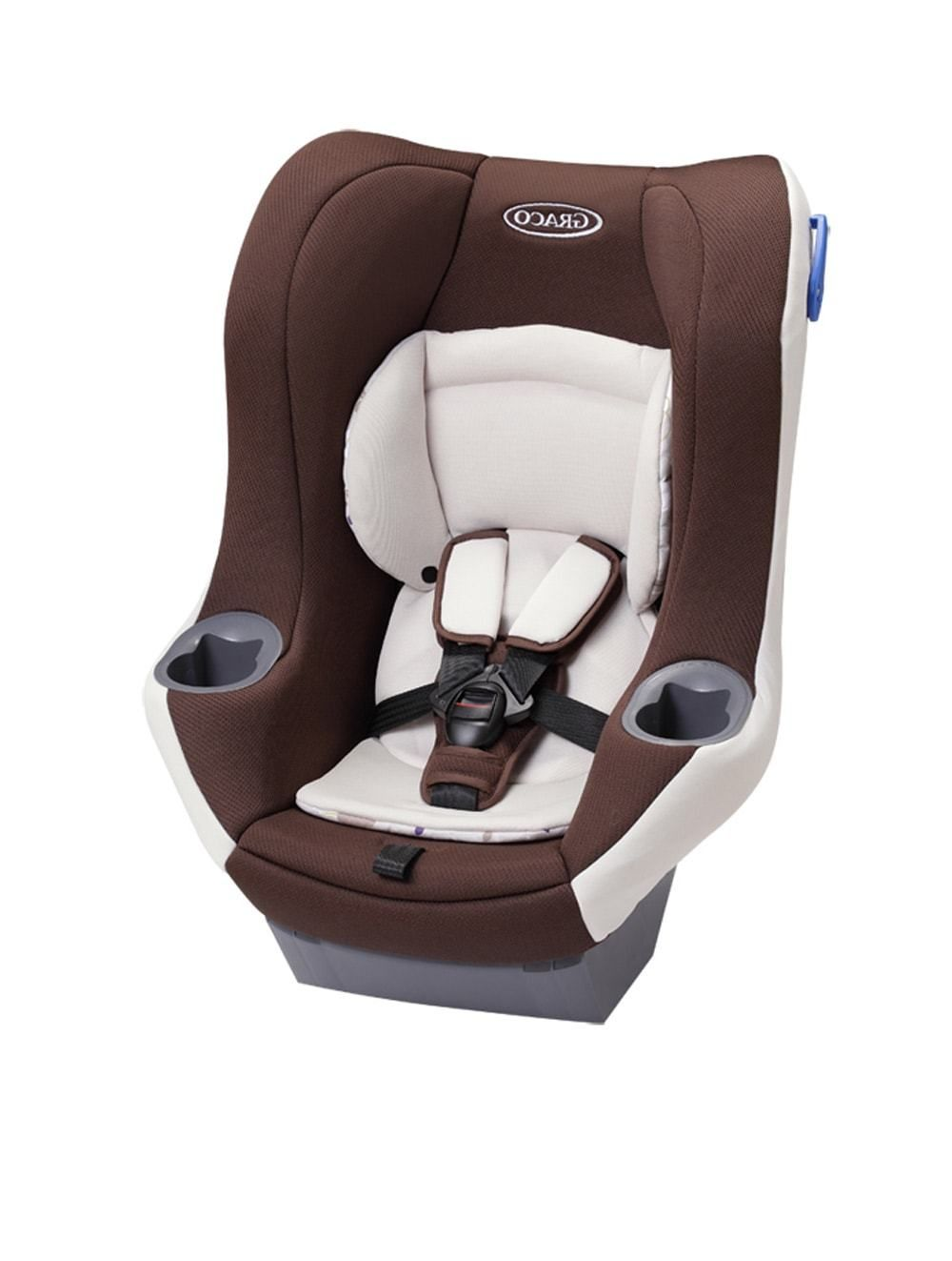 Gracos Contender 65 Convertible Car Seat In Piedmont Holds A Rear Facing Infant From 5 40 Lbs