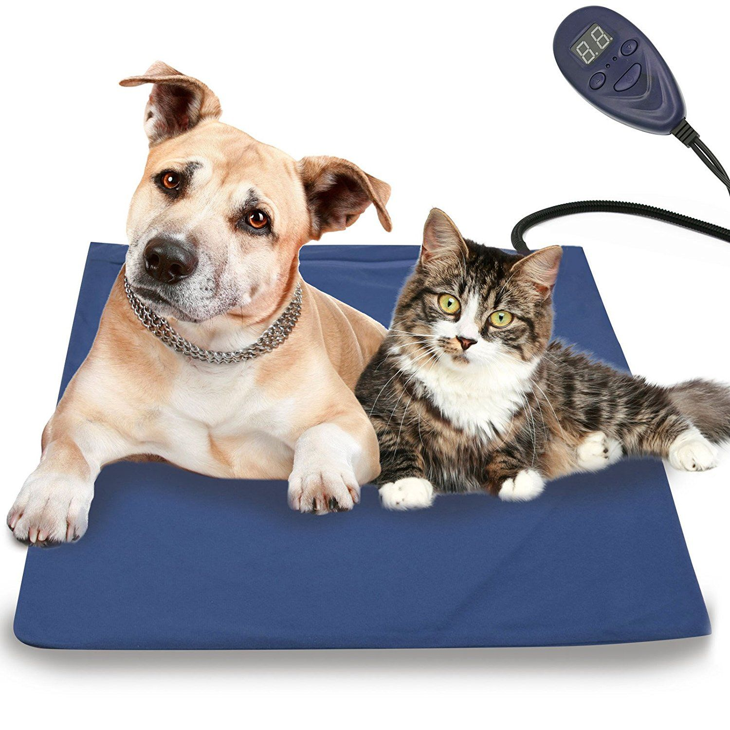 cat Heating Mat Waterproof Electric Pad Chew Resistance