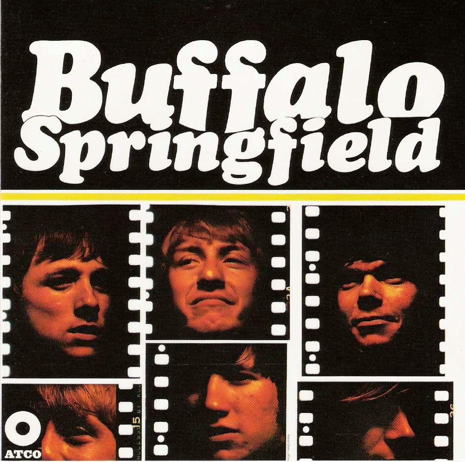 Buffalo Springfield 'Buffalo Springfield' 1967