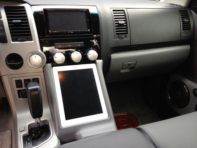 Toyota Tundra iPad | iPad installs | Toyota trucks, Toyota