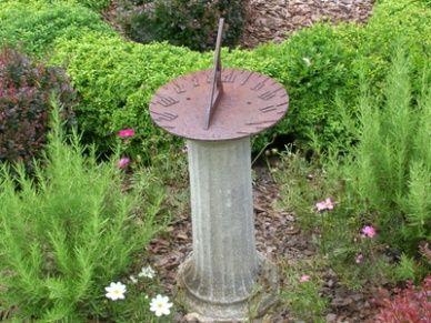 Wonderful Garden Sundials