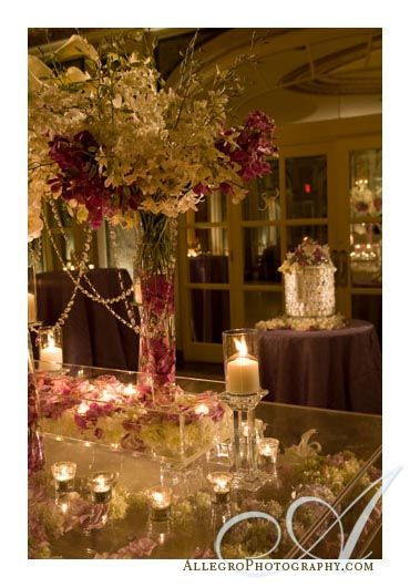 Photo Detail Of The Flowers Designed By David Tutera Central