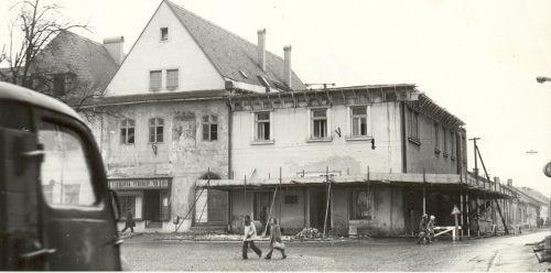 Radničné námestie, rok 1976