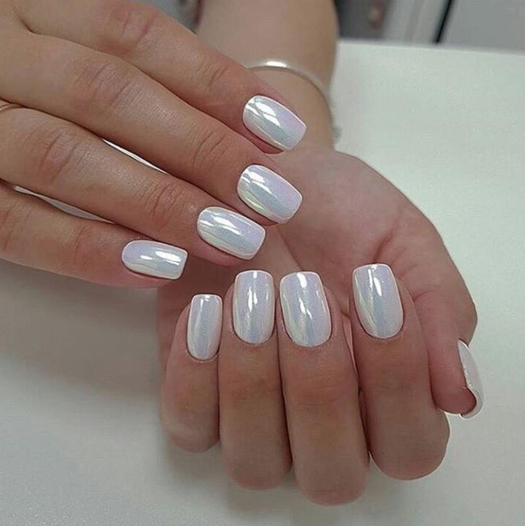 How to Do Chrome Nails