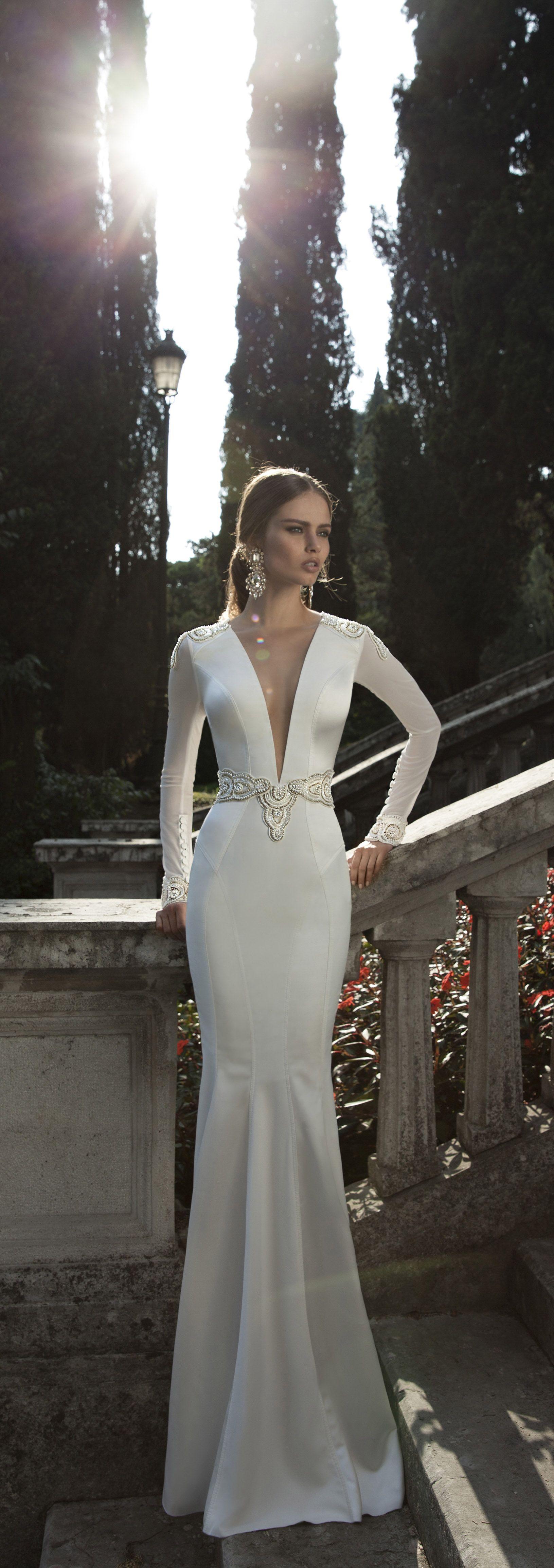 d8442d211a4 BERTA wedding gown
