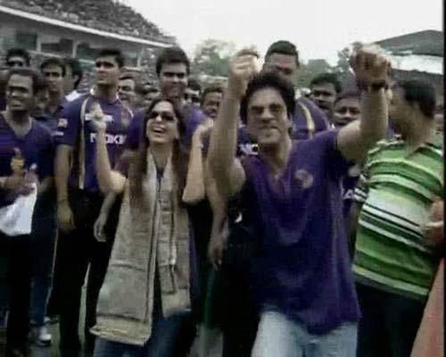 Watch live: Mamata felicitates IPL champs Kolkata Knight Riders